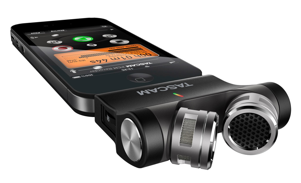 Tascam-IM2X---iPhone-iPad-Accessory-Sound-Recorder-Preview