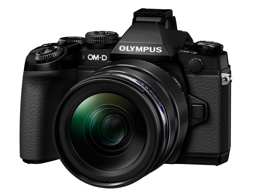 Olympus-OM-D-E-M1-front-side
