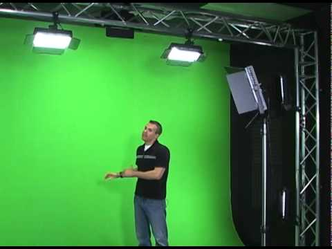 Tips For Lighting A Green Screen Lensvid Comlensvid Com