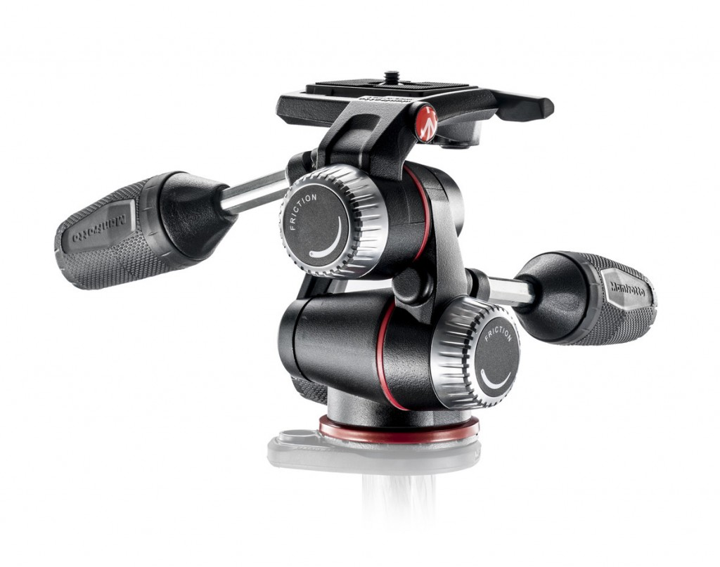 manfrotto X-PRO 3-Way Head new