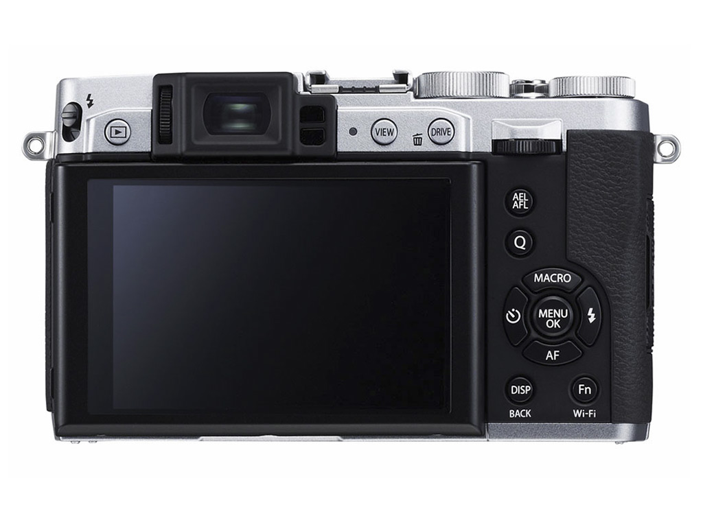 Fujifilm X30: First Look Preview