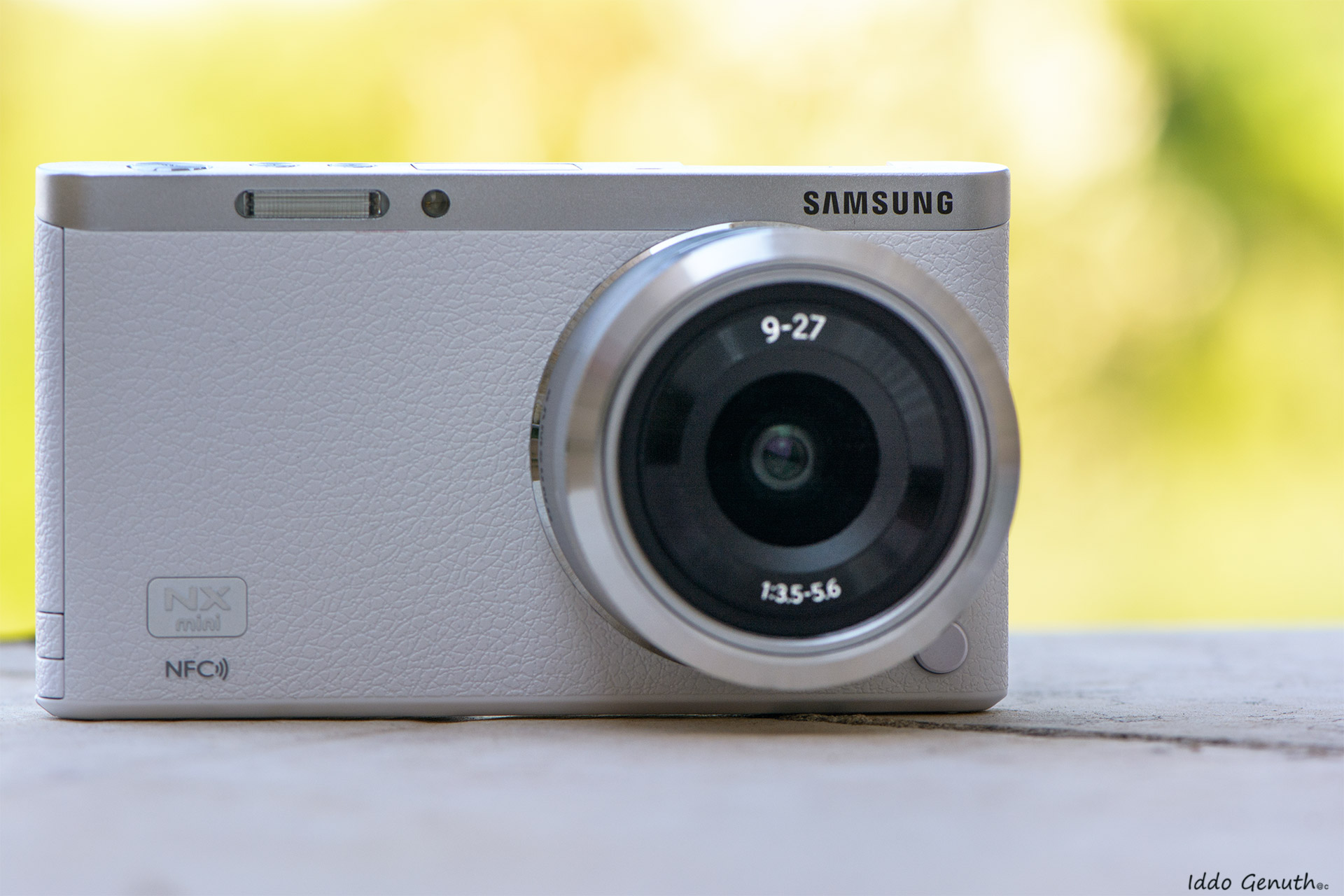 LensVid Exclusive: Samsung NX mini - Camera Review - LensVid ...