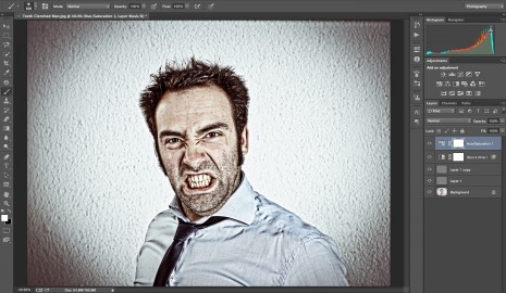 #Photoshop For Photographers - Episode 16: High Detail Grunge