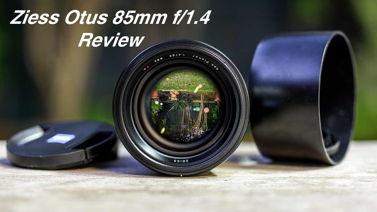 LensVid Exclusive: Zeiss Otus 85mm f/1.4 Lens Review