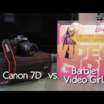 Humor: Canon 7D vs. Barbie Video Girl