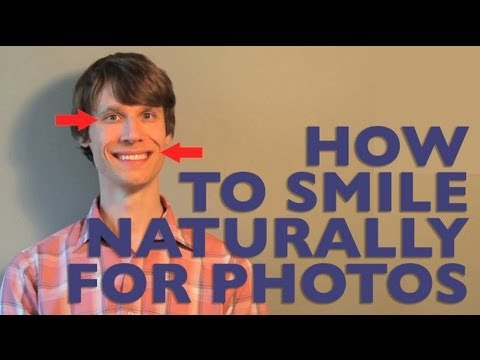 How To Smile Naturally For Photos Lensvid Comlensvid Com