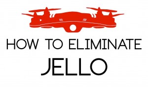 DJI Phantom Footage - How to Eliminate Jello - DJIguy