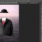 Using Layer Groups in Photoshop