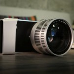 Sony to Launch a Lens with Built in imaging Sensor?