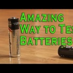 DIY: How to Easily Test Batteries!