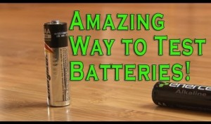 Amazing Way to Test Batteries!