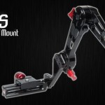 Zacuto Introducte Axis – Super Flexible EVF Mount