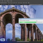 Shooting and Stitching Together Panoramas in Photoshop