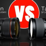 Head to Head Lens Review: Canon 24-70 f/2.8L II USM vs Tamron 24-70 f/2.8 VC USD