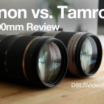 Canon VS Tamron 70-200mm Lens Comparison and Review
