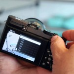 Hands on with the New Fujifilm X-A1