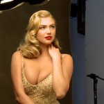 Annie Leibovitz: Behind the Scenes with Kate Upton as Marilyn Monroe