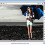 Creating Drama in Your Picture using a Single Speedlight and Photoshop
