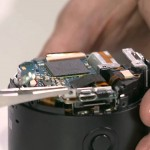 Sony QX100 Lens Style Camera Gets an Official Teardown
