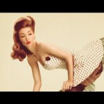 Behind The Scene: Newfangled Pinup Girl