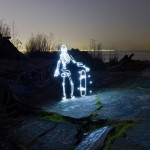 Light Goes On – Animated Light Painting