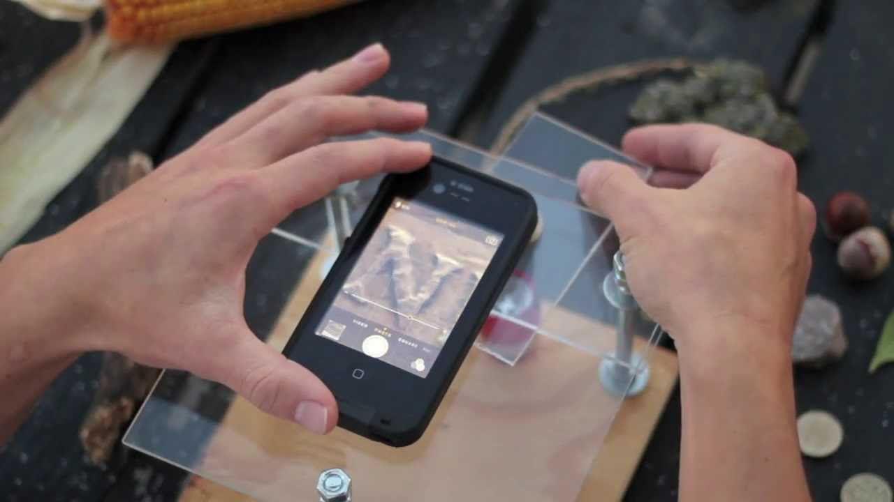 DIY: How to Create Your Own Microscope Camera using Your ...