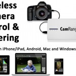 CamRanger Adds a Wireless Motion Control Camera Option