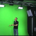 Tips for Lighting a Green Screen