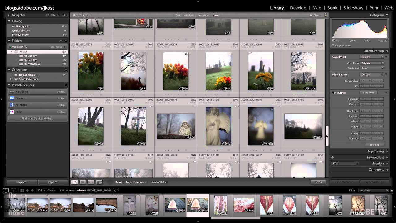 Lightroom 5: How to Use Lightroom 5 On Location