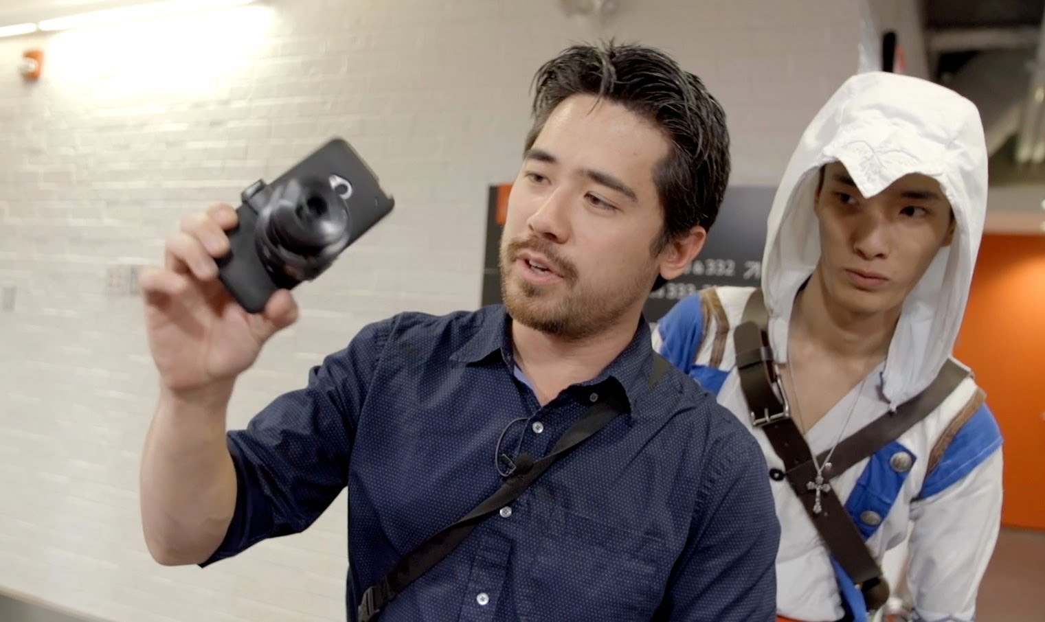 Sony QX100 Hands-On Field Test
