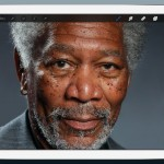 This is NOT a Photo of Morgan Freeman
