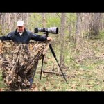 Kwik Camo Photography Blind Will Make You Disappear