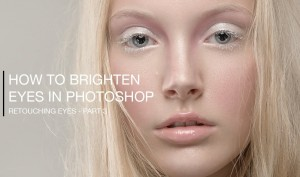How To Brighten Eyes in Photoshop - Retouching Eyes (Part 3)