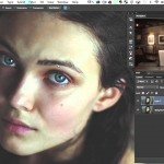How to Remove Bags Under the Eyes using the Patch Tool in Photoshop