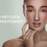 How to Retouch Lips Using Photoshop