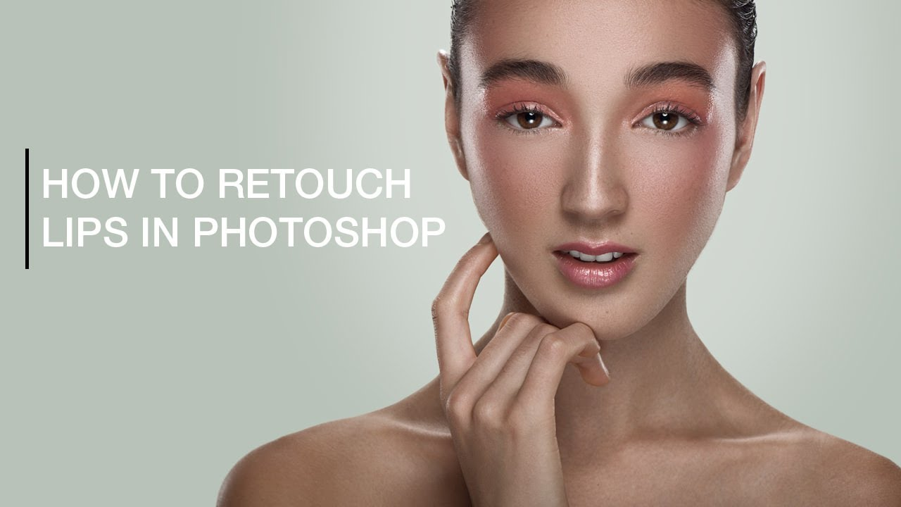 How to retouch lips using photoshop lensvidlensvid baditri Image collections
