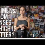 Prime Lenses vs. Zoom Lenses: Which One to Choose?