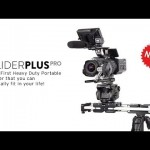 Edelkrone – SliderPlus PRO – Smart Slider Goes Proffesional
