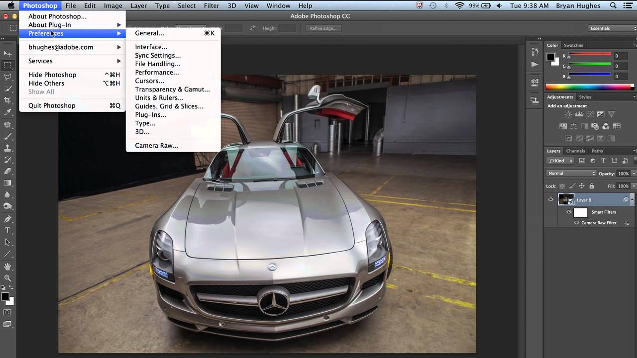 How To Optimize Photoshop's Performance