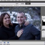 Removing a Double Chin in Photoshop Elements