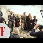 Anne Leibovitz: Behind the Scences Shooting Game of Thrones for Vanity Fair