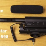 Takstar SGC-598 – Low Cost Shotgun Mic Review