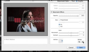 Creating Watermarks: Exploring Photography with Mark Wallace: Adorama Photography TV