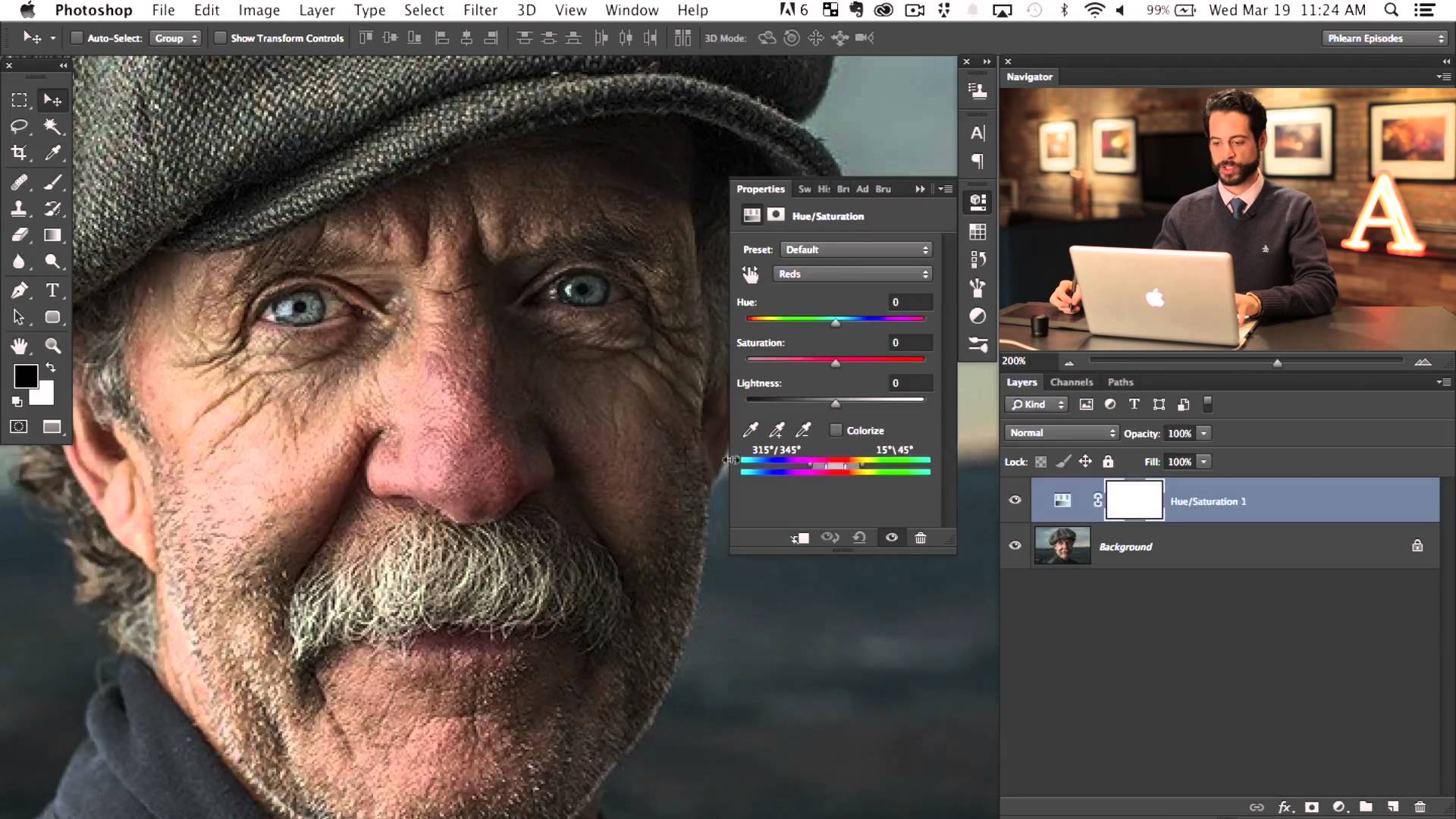 Photoshop CC Tutorial : How to Color Tone - YouTube
