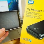 WD My Passport Pro Ultimate Fast Hard drive solution for Photographers