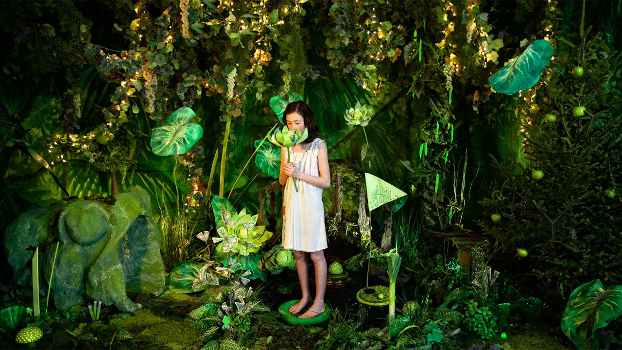 Adrien Broom: Shooting a World of Green