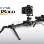 Cinetics Axis360: Modular Motion Control for Cameras