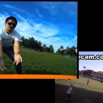 FrisbeeCam – HD Camera on Your Frisbee