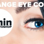 Quick Tip: How to Change Eye Color in 1 Minute in Photoshop!