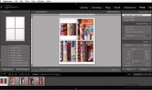 Printing photos in Lightroom